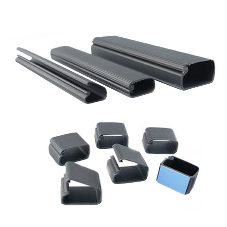 Cable Ties Clips Velcro Wraps Mille-Ties Adhesive Backed
