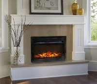 Do Electric Fireplaces Give Off Heat? Here's How They...