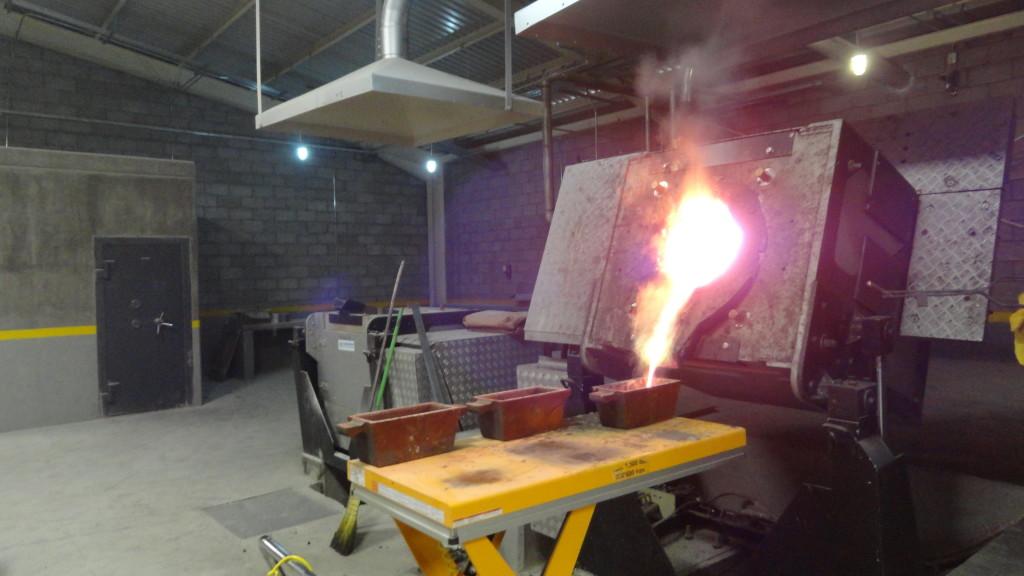 Advantages Of Melting Aluminum Using Coreless Induction