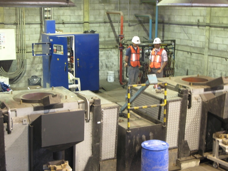 Induction Furnaces Can Improve Steel Melting Productivity