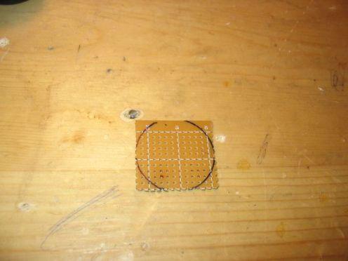 photo sensor board