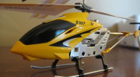 Xenon Project RC helicopter review