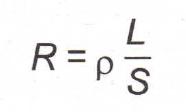 formula resistencia