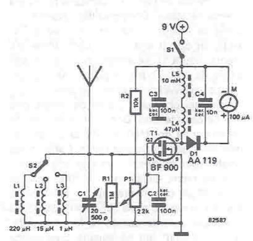 electronic circuit verification
