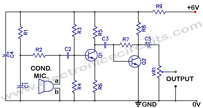 Condenser Wiring Diagram Wiring Diagram 2019