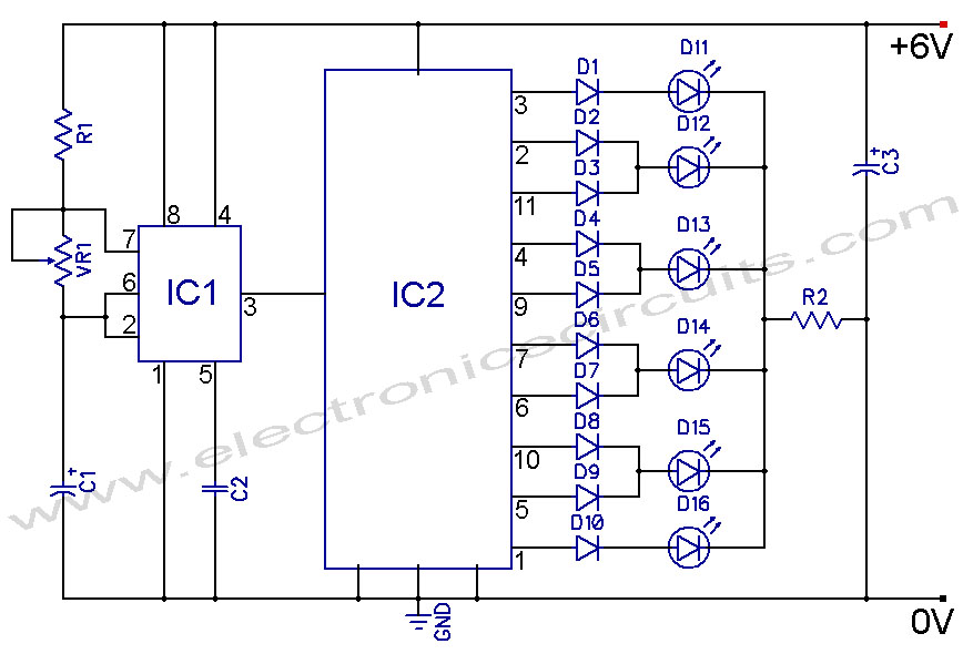 Led Light Circuit Diagram Pdf Wiring Diagram 2019