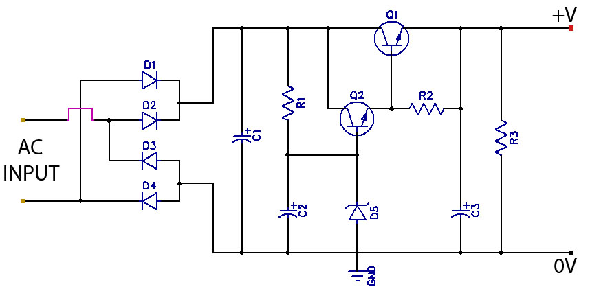 Power Supply Wiring Diagrams Better Wiring Diagram Online