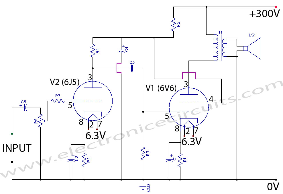 Amp Wiring Diagrams Wiring Diagram