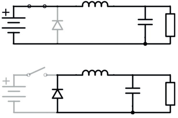 figure 1 complete electric circuit