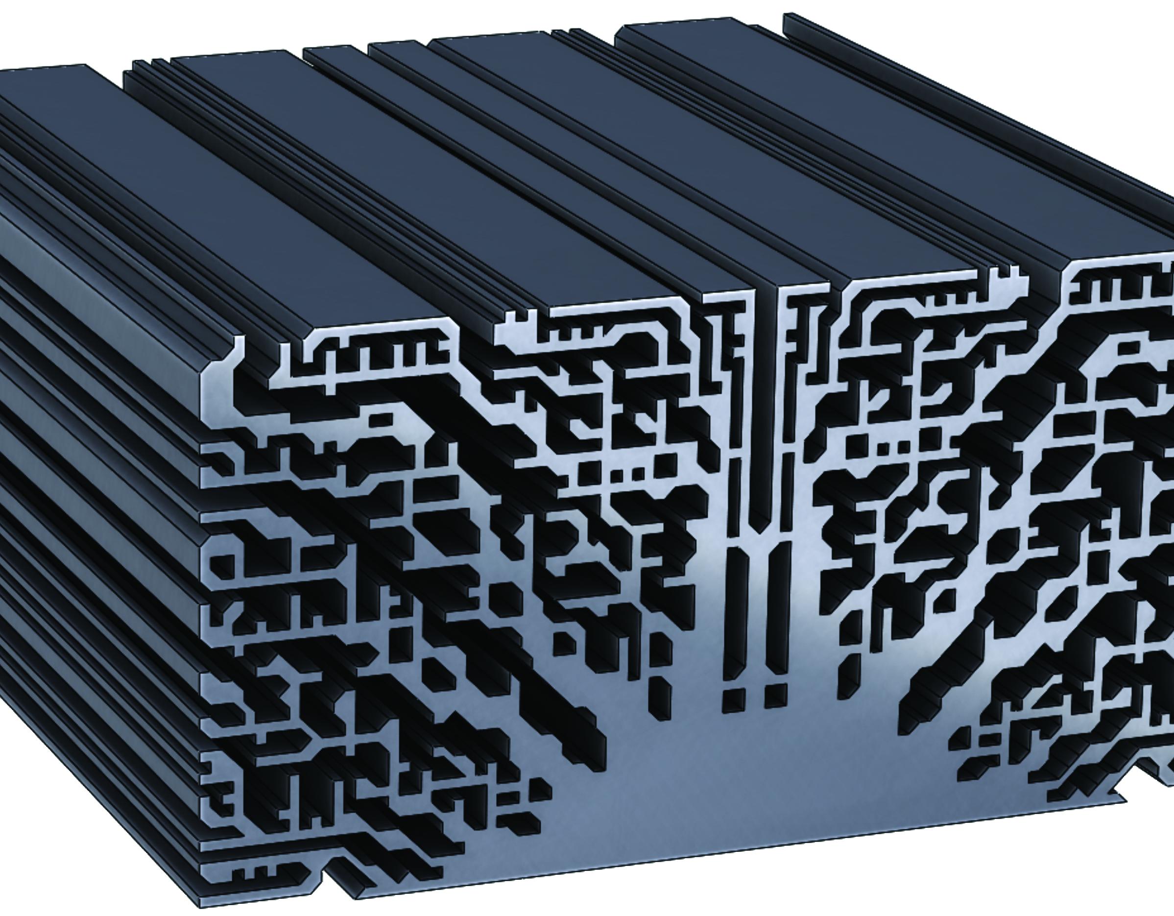An Additive Design Methodology For Heatsink Geometry