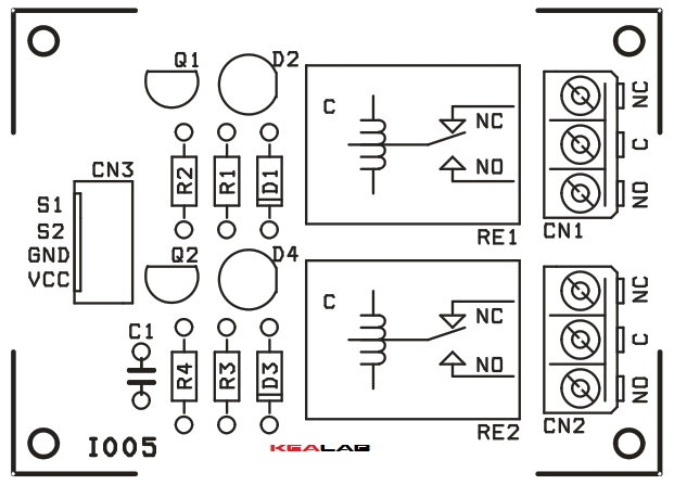 channel relay board electronicslab