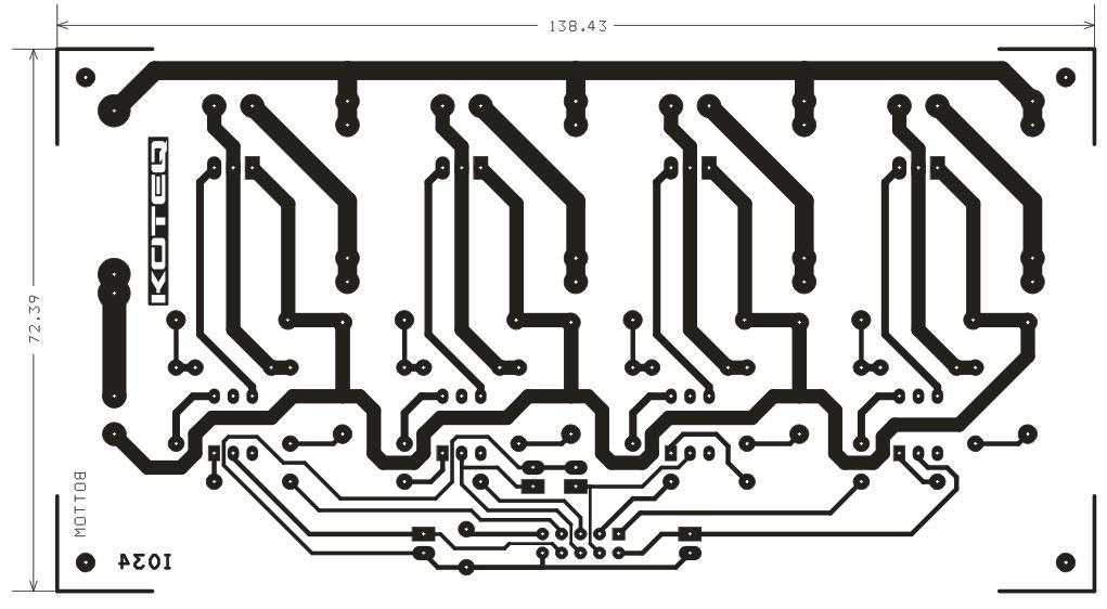 channel triac board electronicslab