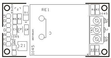 section diagram led flashlight