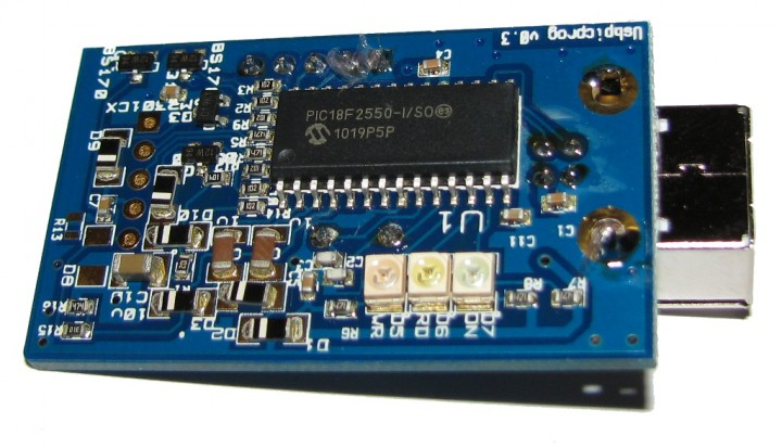 Build Your Own PICKit 2 Programmer - Electronics-Lab