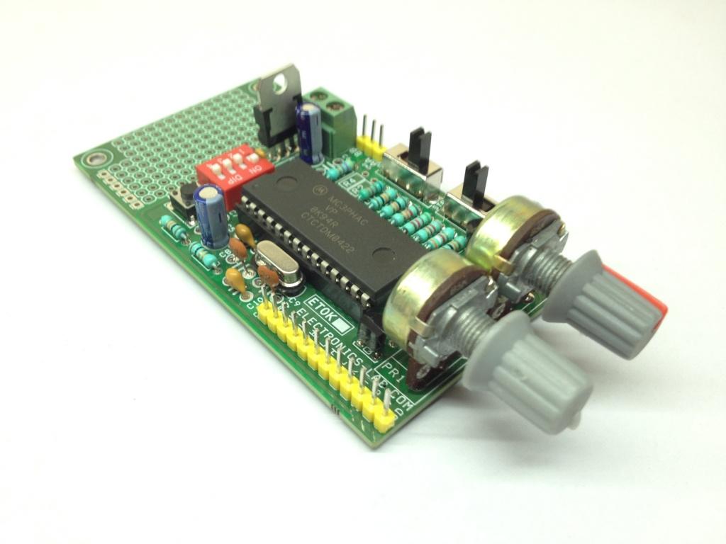 Simple 3 Phase Motor Control Auto Electrical Wiring Diagram Brushless Controller Schematic Http Wwwdatasheetdircom Ac