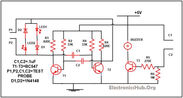 circuit diagram tester