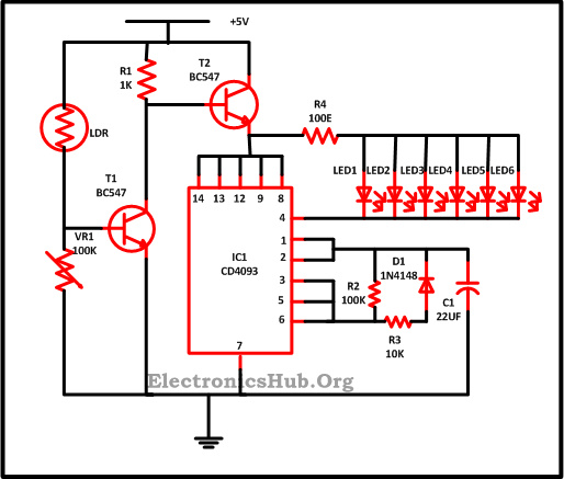 Light Series Wiring Diagram Wiring Diagram