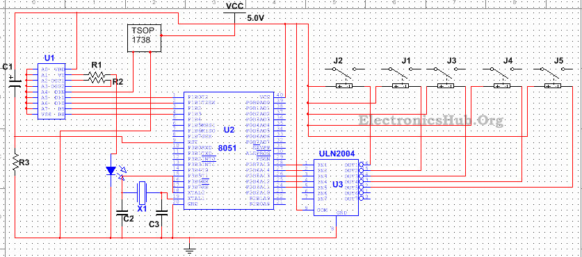 Infrared Controls Wiring Diagram Wiring Diagram