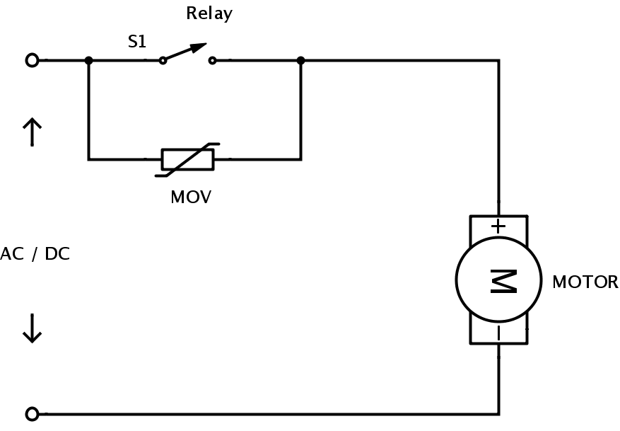 surge protection circuit