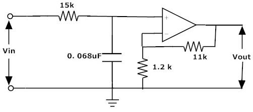 filter circuit design
