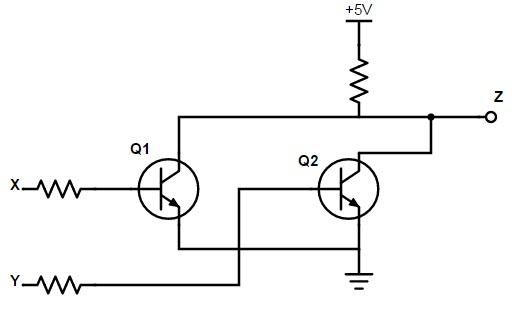 Logic Diagram Xor Wiring Diagrams