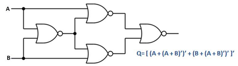 Circuit Diagram Of Xnor Gate Wiring Diagram