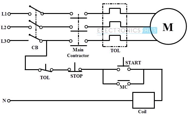 Line Wiring Diagram - Wiring Diagram NAV