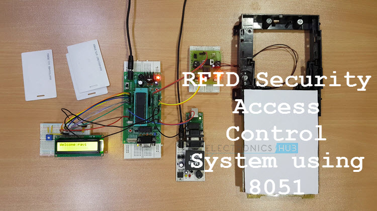 Access Control System Wiring Electronic Schematics collections