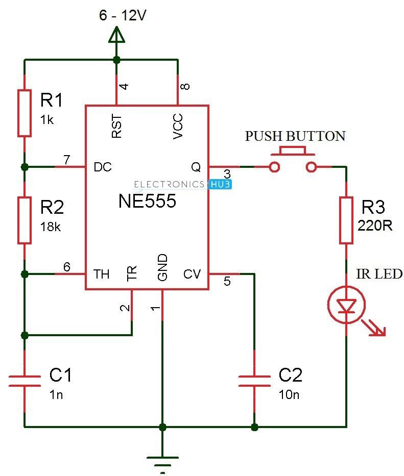 Ir Detector Wiring Wiring Diagram