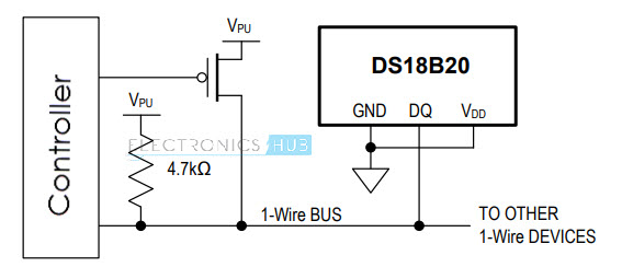 ds18b20 wiringpi serial example