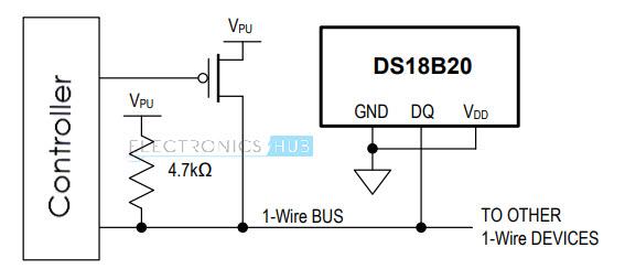 arduino temperature sensor circuit
