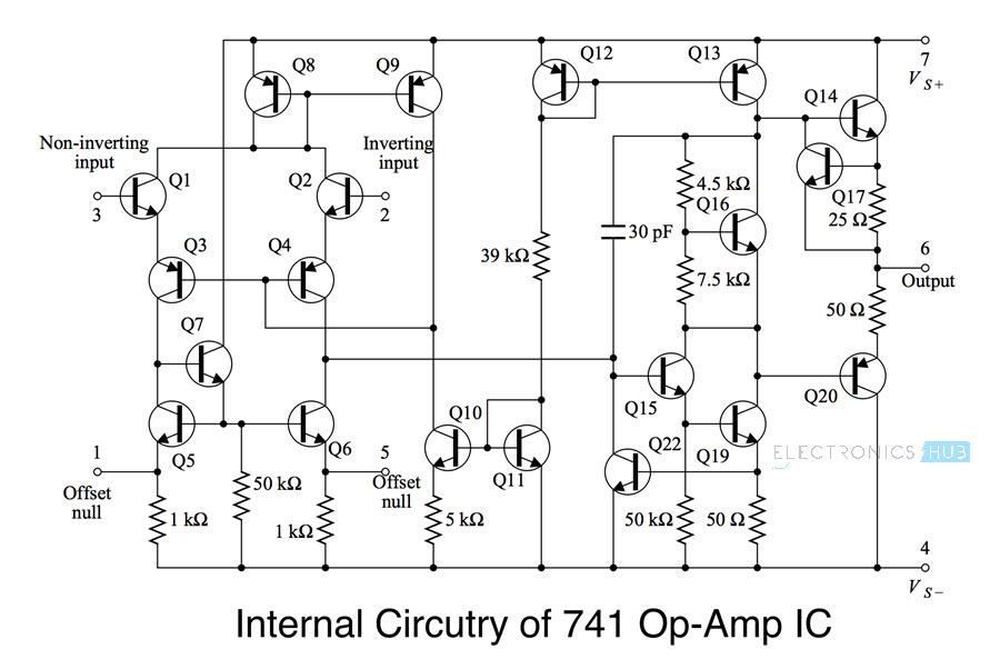 Ic Schematic Wiring Diagram