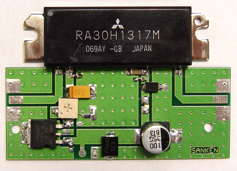 80 To 135 Mhz Am Fm Vhf Receiver Circuit Board Design Index