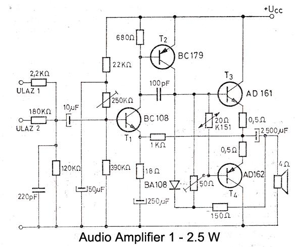 amplifiers audio
