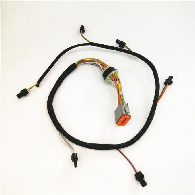 100 - 1800mm Engine Wiring Harness Assembly For Caterpillar Cat C7
