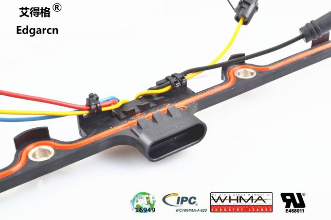 615-202 Auto Wiring Harness kit , Diesel Engine Wire Harness Pa66