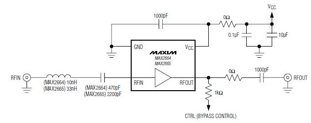 Rf Circuit Diagrams Wiring Diagram