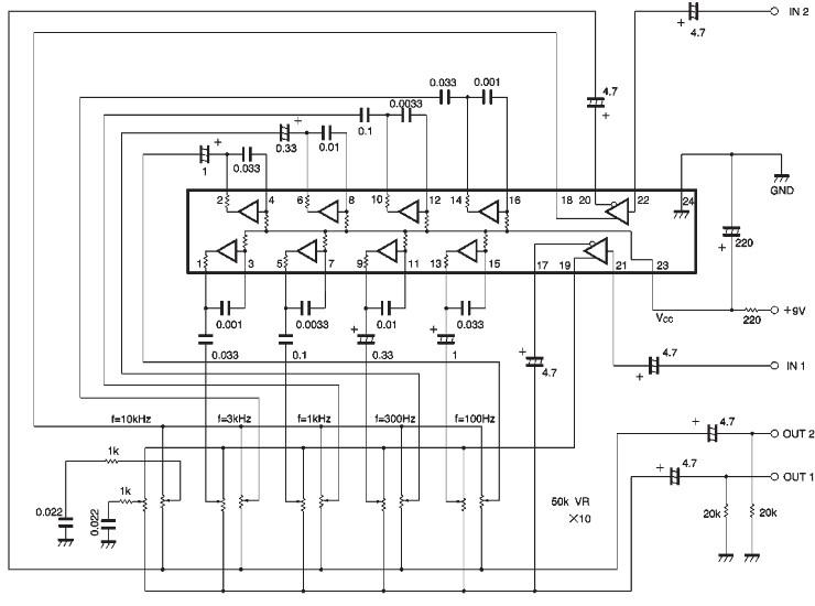 Car Equalizer Wiring Diagram Wiring Diagrams