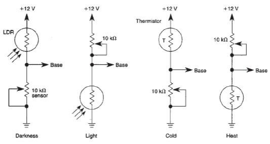 light sensitive alarm by ic 555