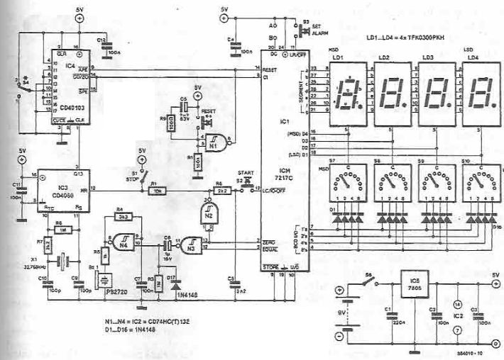 electronic project circuit electronic circuits tutorials