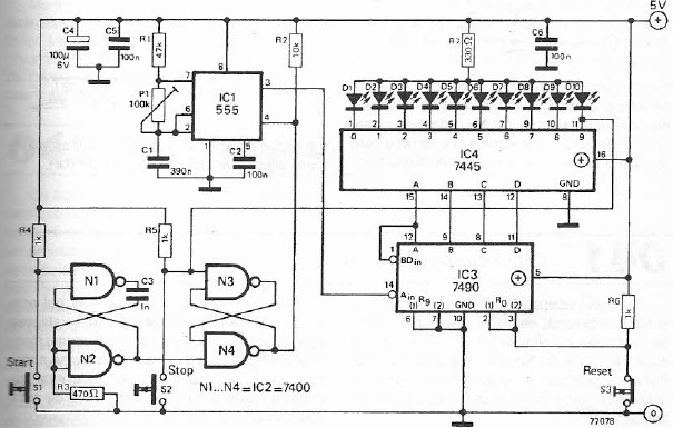 new electronic circuit diagrams