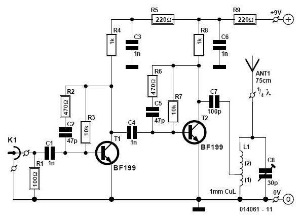 vhf uhf antenna circuit diagram