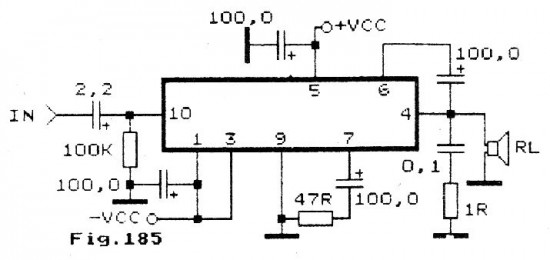 stk024 stk031 stk035 amplifier circuits