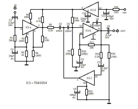 audio compressor schematic images frompo