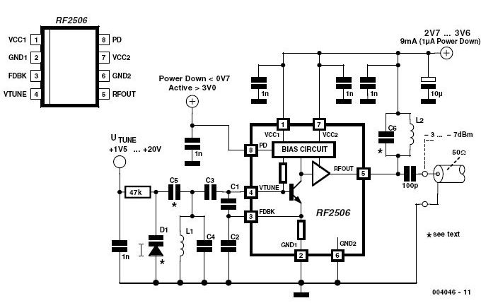 oscillators circuits and projects 11