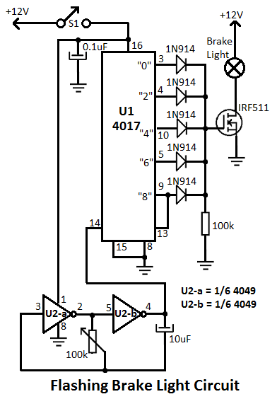 light flasher wiring diagram