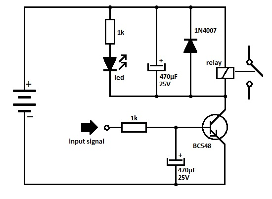 relay driver circuit 8211 relay driving basics