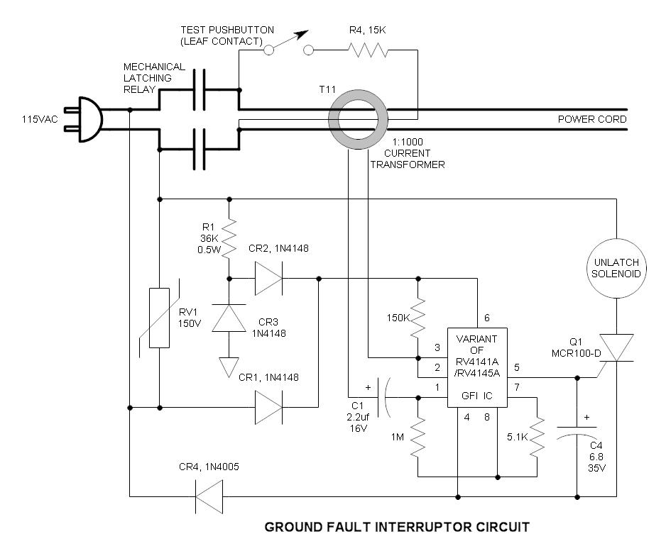 Grounded Schematic Wiring Wiring Diagram