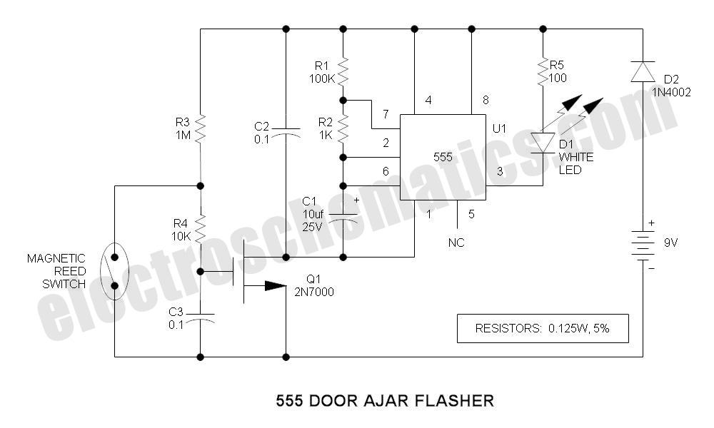Door Schematic Wiring Diagram