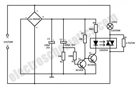 automatic bike headlight switch